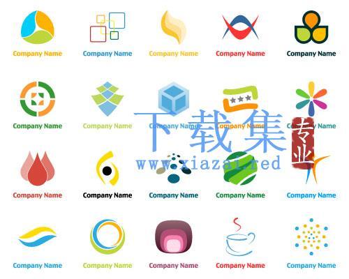 15个各种行业免费的LOGO标志EPS矢量元素  第1张