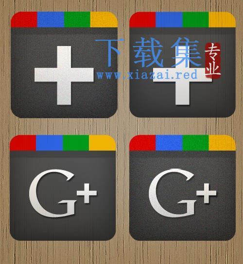 Google+图标PNG免抠图