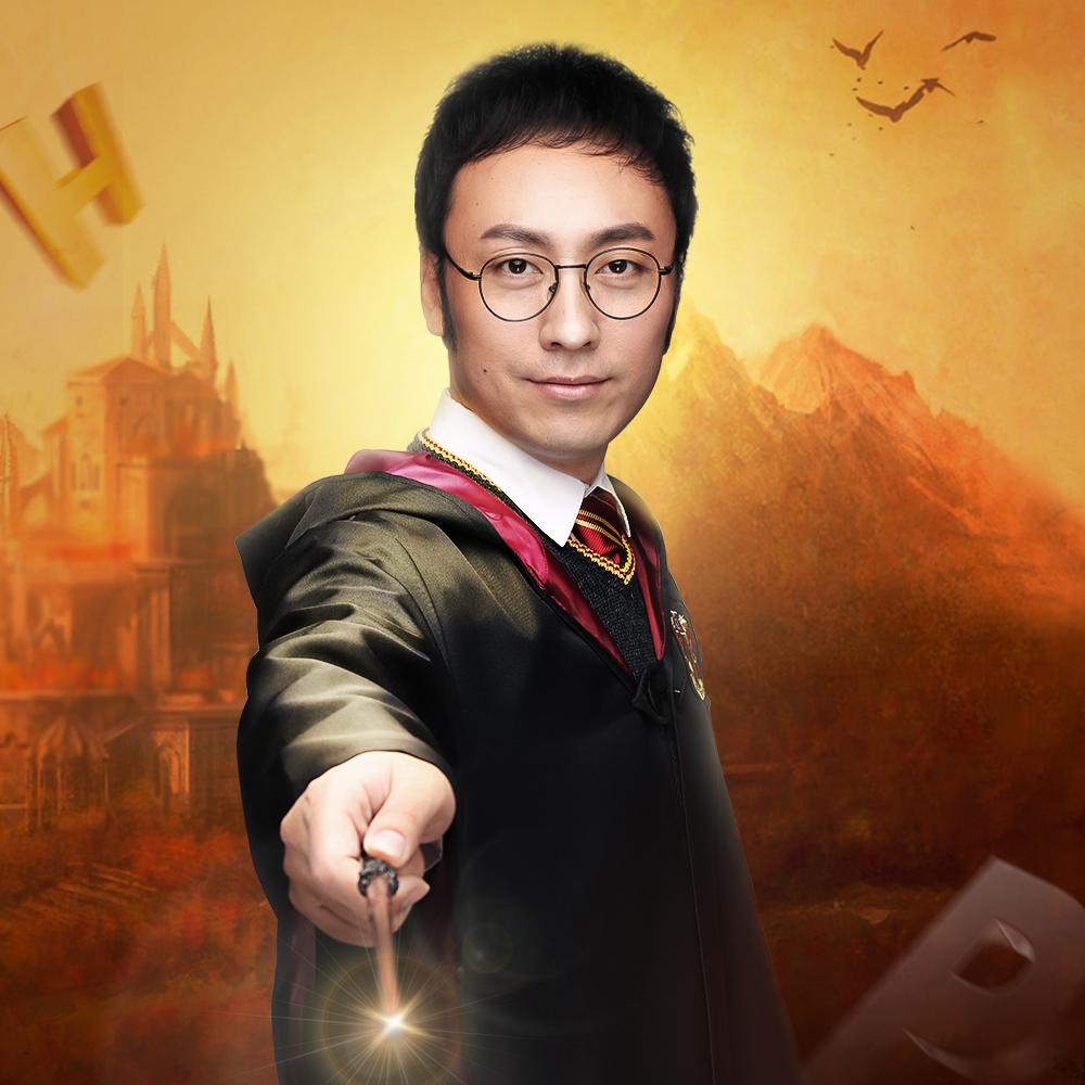 孙亮:跟《哈利波特1》学英语