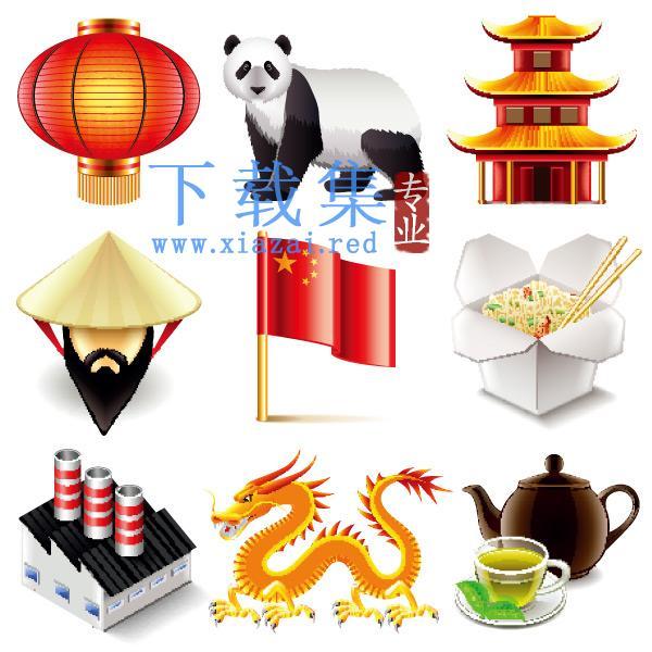 中国元素EPS矢量素材  第1张