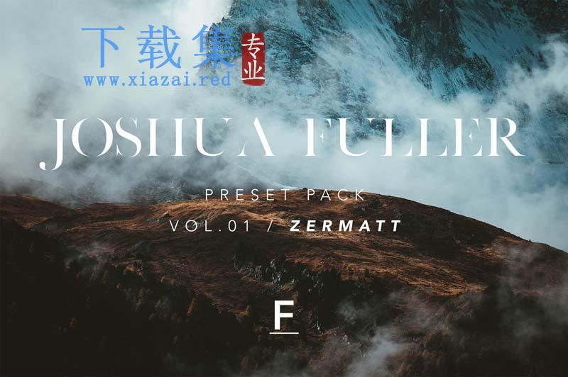 JoshuaFullerPresetPackVol.01LR预设  第1张
