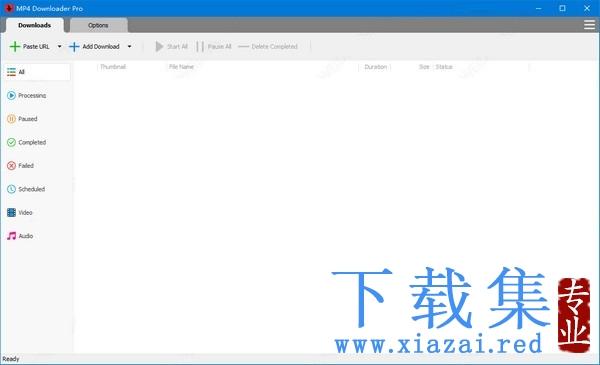 各大视频网站视频一键下载工具Tomabo MP4 Downloader