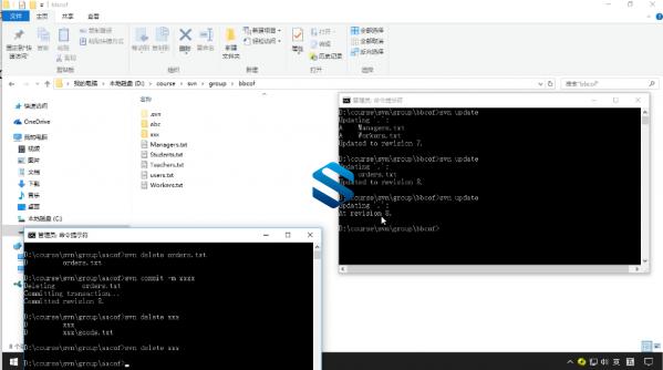 SVN体系架构企业级部署指南 SVN可视化+TortoiseSVN+Eclipse+SVN实战部署+SVN基础
