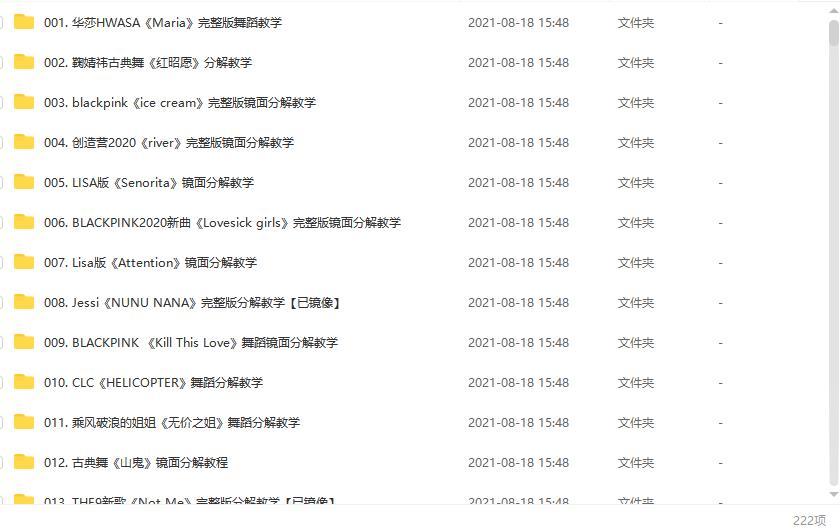 网红热门舞蹈分解教学  第4张