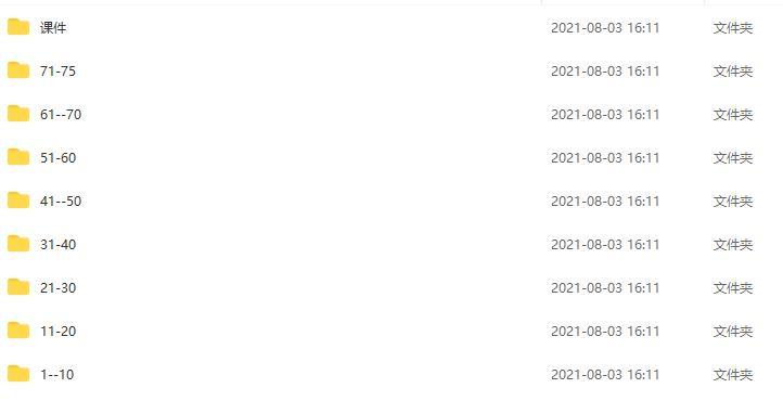 【北川大叔】2021年秋季手绘网络水彩基础班2021年12月结课