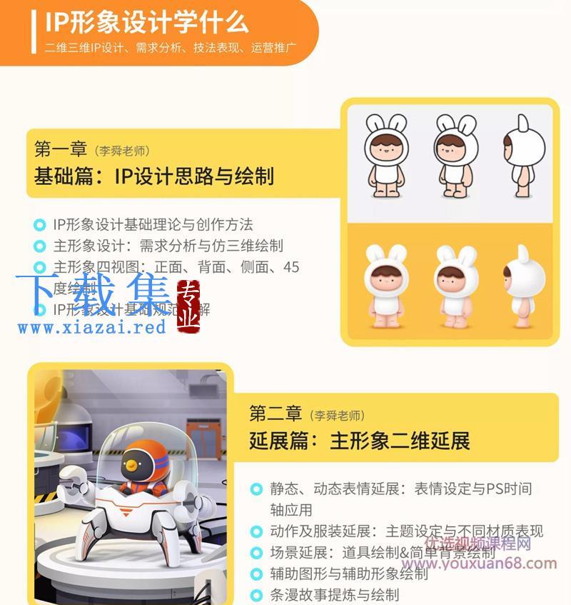 2021李舜IP形象设计全解实战班第2期  第3张