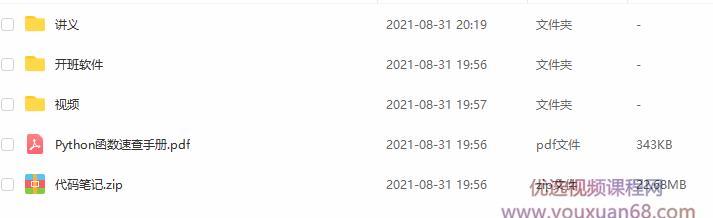 2021黑马Python6.5就业班
