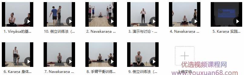 Navakarṇa Vinyāsa 体系工作坊 和Dario一起从更深入的视角去理解瑜伽