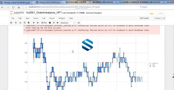 华尔街大师级Python量化金融实战!Python数据分析与C++交易策略 量化与日内高频交易